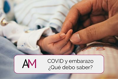 Todo lo que debes saber sobre COVID-19 y embarazo