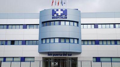 Hm puerta del sur pedir cita Hospital Madrid Sur