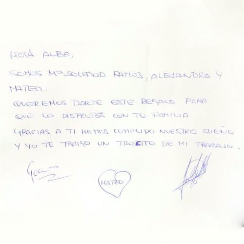 Testimonio Doctora Alba Miranda Calvo ginecologo